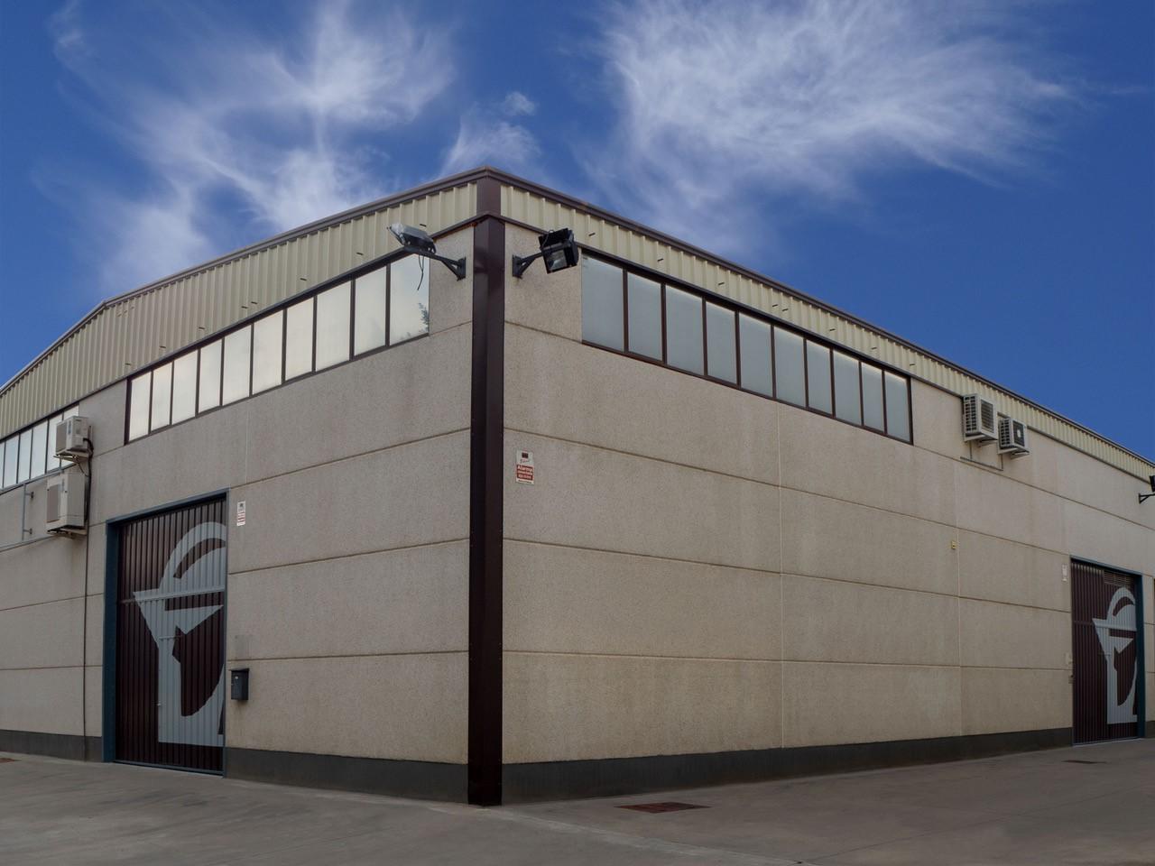 REF-1734 Nave industrial en Venta Guadarrama